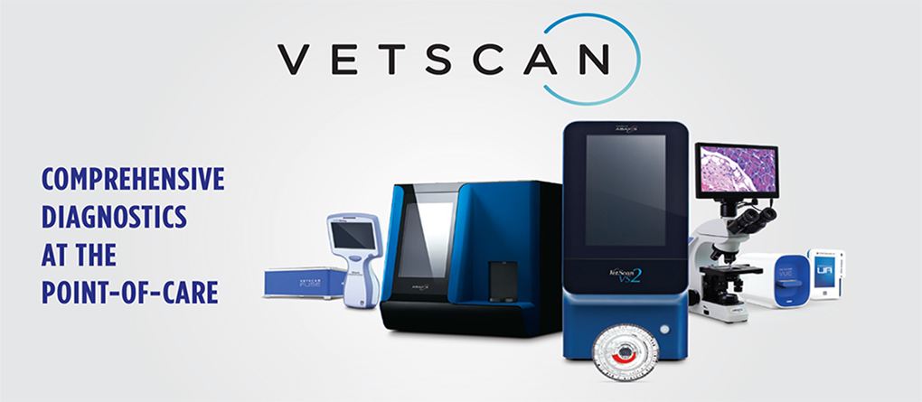 Vetscan Diagnostic